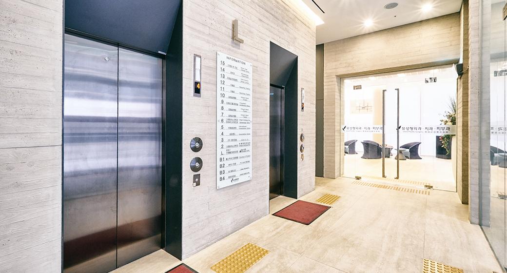 1F 엘리베이터