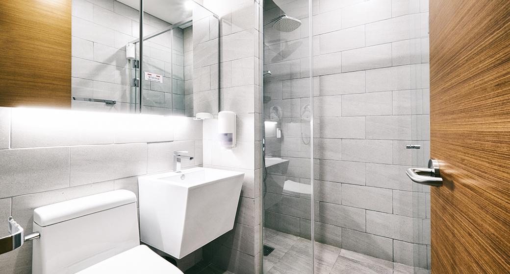7F VIP병실 화장실